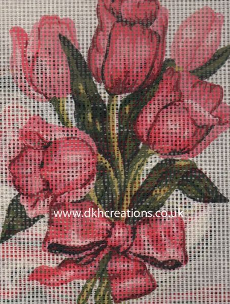 Bunch Of Tulips Tapestry Kit
